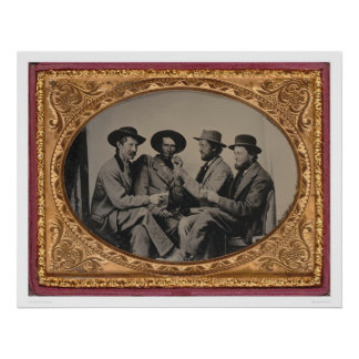 Four California miners  (40030) Poster