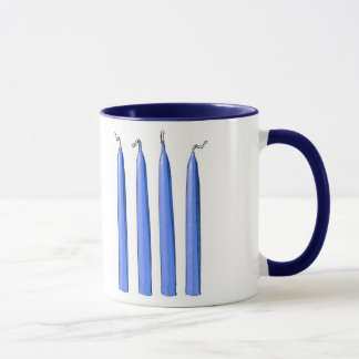 Four Candles/Fork Handles Mug