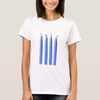 Four Candles/Fork Handles T-Shirt