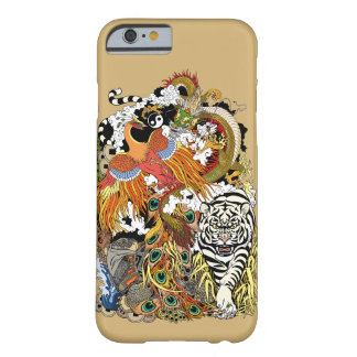 four celestial animals barely there iPhone 6 case