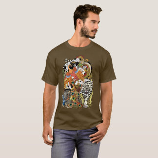four celestial animals T-Shirt