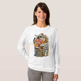 four celestial animals T-Shirt