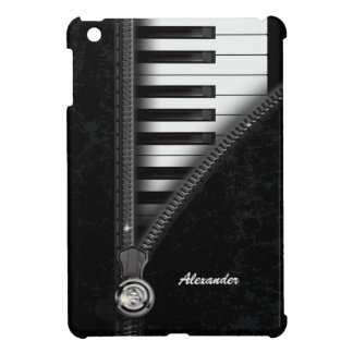 Four Color Piano Keyboard  iPad Mini Case