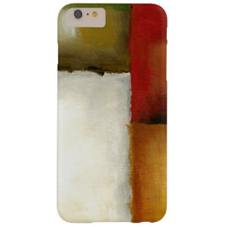 Four Colorful Rectangles by Chariklia Zarris Barely There iPhone 6 Plus Case