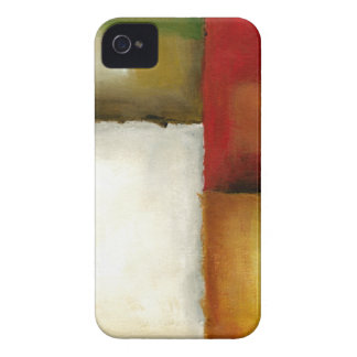 Four Colorful Rectangles by Chariklia Zarris Case-Mate iPhone 4 Cases