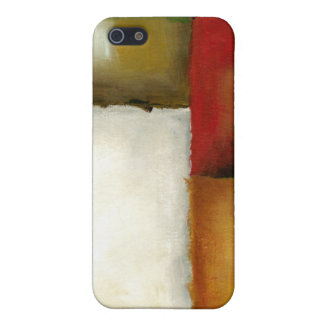 Four Colorful Rectangles by Chariklia Zarris Cover For iPhone 5/5S