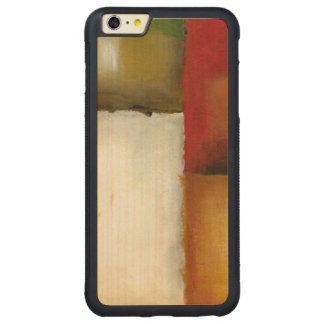 Four Colorful Rectangles by Chariklia Zarris iPhone 6 Plus Case