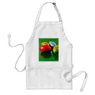 Four Easter Eggs Apron