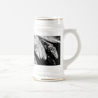 four eyes coffee mug