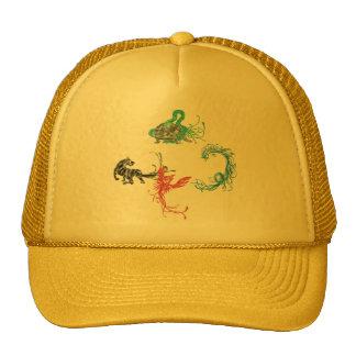 Four Gods Hats