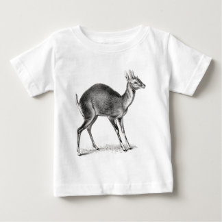Four-Horned Antelope Baby T-Shirt