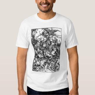 Four Horsemen of the Apocalipse shirt