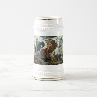 Four Horsemen of the Apocalypse Beer Stein