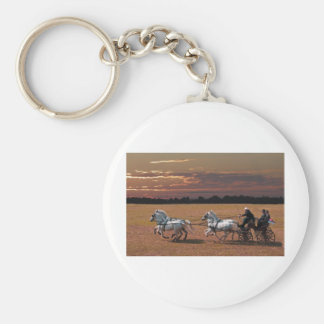 four-in-hand key chain