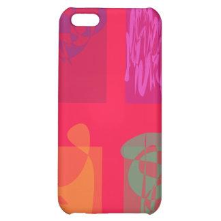 Four Keys iPhone 5C Cases