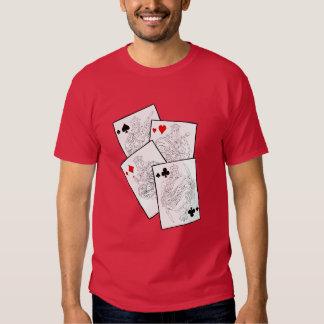 Four Kings Tee Shirt