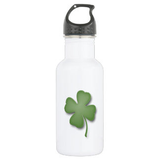 Four Leaf Clover 532 Ml Water Bottle