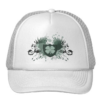 four leaf clover : hi-fi : hats
