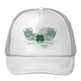four leaf clover : hi-fi : hat