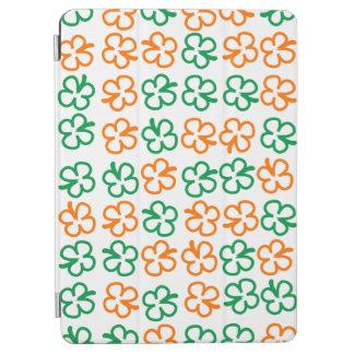 Four-leaf clover iPad air cover
