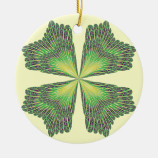 Four Leaf Clover Ornament