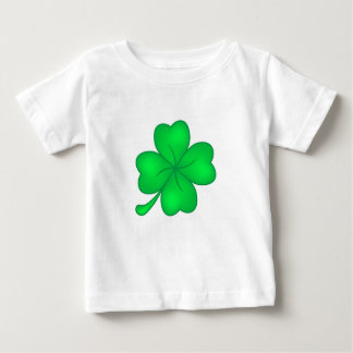 Four-leaf clover sheet baby T-Shirt