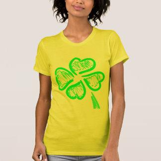 Four Leaf Clover Tee Shirt