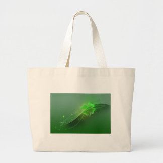 Four Leaf Clover Tote Bags