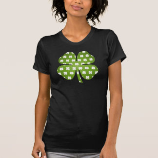 Four Leaf Luck T Shirts