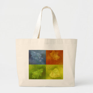 Four Leaves for Four Seasons Bag