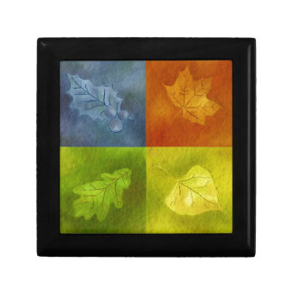 Four Leaves for Four Seasons Gift Boxes
