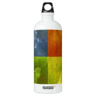 Four Leaves for Four Seasons SIGG Traveller 1.0L Water Bottle