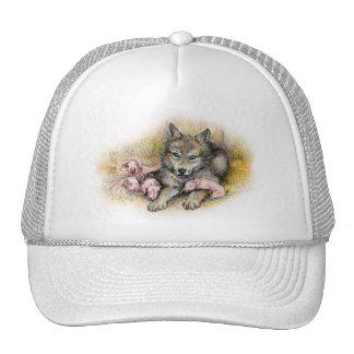 FOUR LITTLE PIGGIES CAP