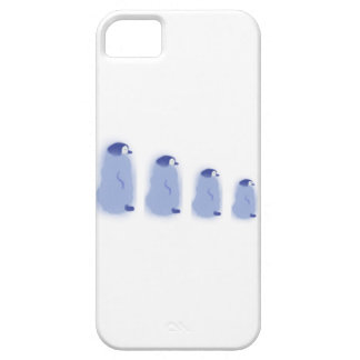 Four Penguin iPhone/Samsung Case