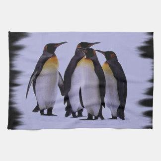 Four Penguins American MoJo Kitchen Towel