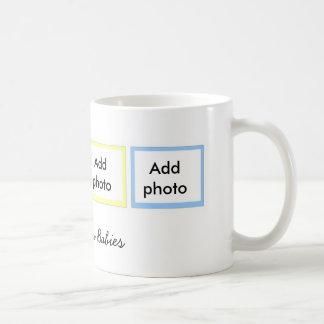 Four Photo Custom mug