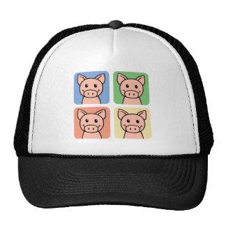 Four Pigs Cap