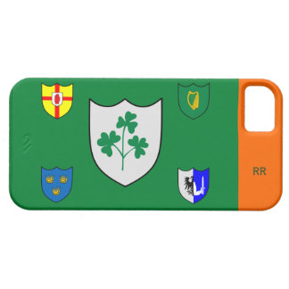 Four Provinces Of Ireland and Shamrock iPhone 5 iPhone 5 Case