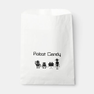 Four Robots Favour Bags
