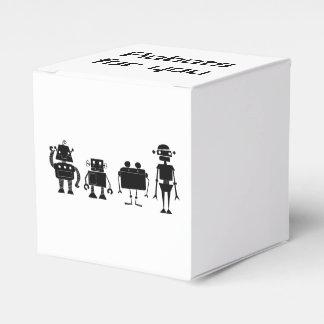 Four Robots Favour Box