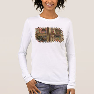 Four Scenes from the Life of St. Nicholas: St. Nic Long Sleeve T-Shirt