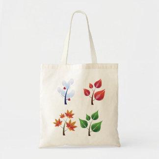 Four Seasons Budget Tote Bag