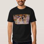 Four Seasons by Alphonse Mucha Shirts