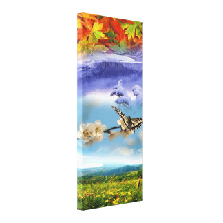 Four Seasons Gallery Wrap Canvas