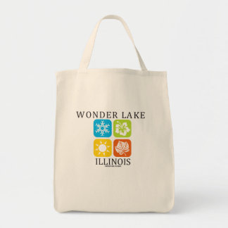 Four Seasons Grocery Tote