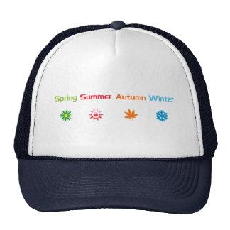 Four Seasons Mesh Hat