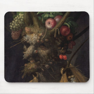 Four Seasons in the One Head, c.1590 2 Mousepad