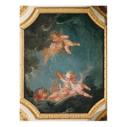 Four Seasons in the Salle du Conseil -