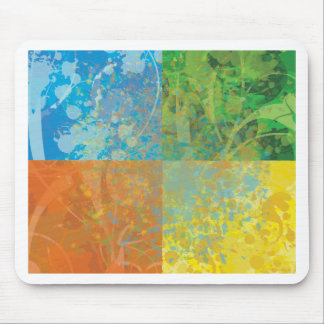 Four Seasons Mouse Pad