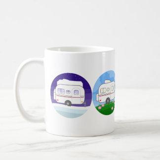 Four Seasons Scamp Coffee Mug
